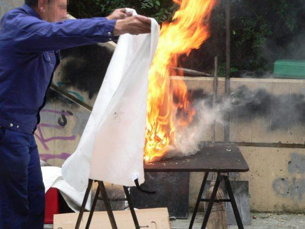 comprar mantas ignifugas para cocina de bar o restaurante