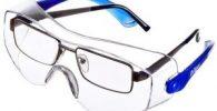 cubre gafas para trabajar con seguridad Coronavirus