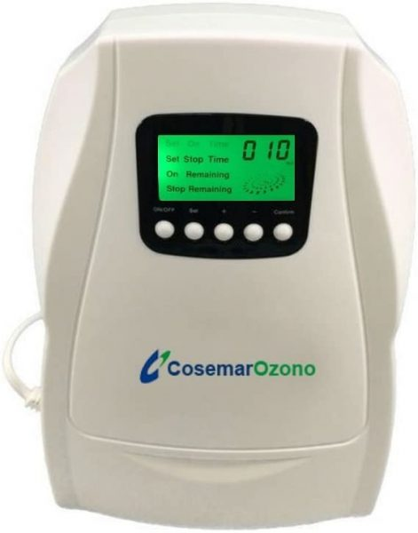 purificador de agua y aire con ozono