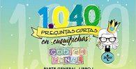 1040 preguntas cortas en «cuquifichas» Código Penal: Parte general. Libro I (Derecho - Práctica Jurídica)