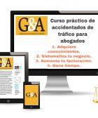 Curso para abogados accidentados de tráfico