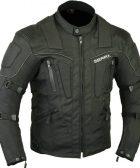 moto chaqueta seguridad